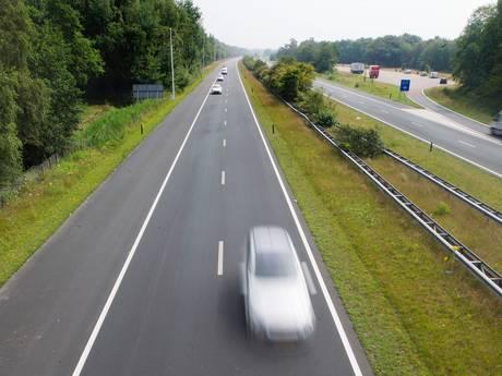 A270 richting Eindhoven dicht voor elektrische recordstoet
