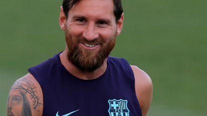 FT buitenland 10/08. Messi krijgt kapiteinsband bij Barça - 24 Belgen bij start Premier League, Mourinho blijft ontevreden