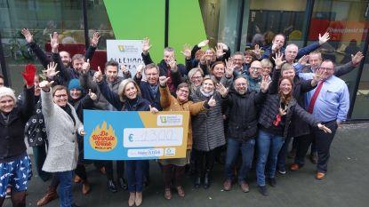Neutraal Ziekenfonds Vlaanderen zamelt 1.300 euro in voor Make-A-Wish