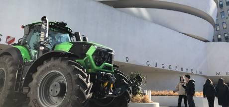 Rem Koolhaas brengt boze Hollandse boeren naar New York