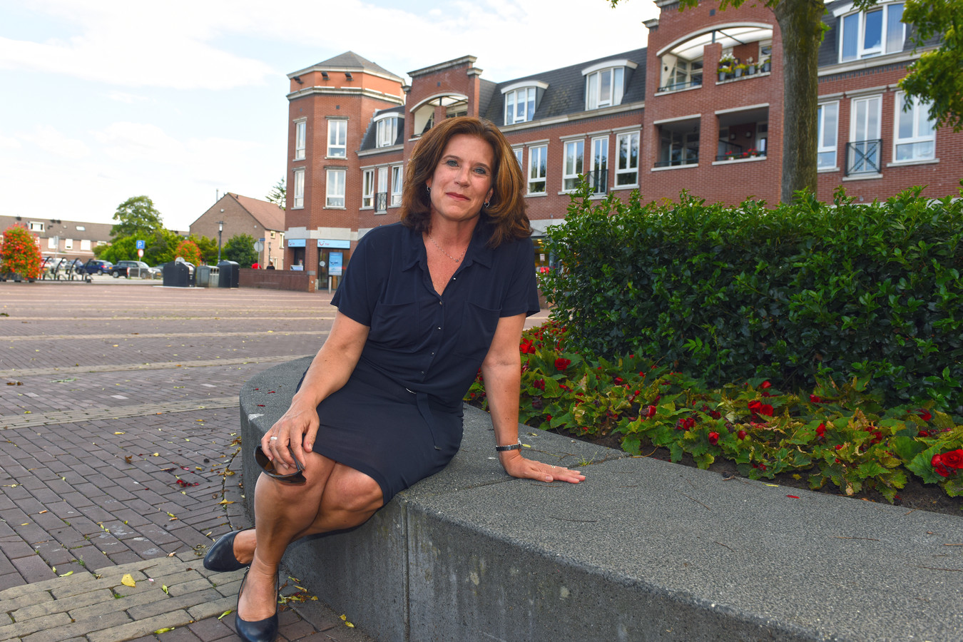 Wethouder Ariane Zwarts.