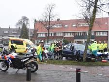 Gewonden bij ongeluk op Joseph Haydnlaan in Utrecht