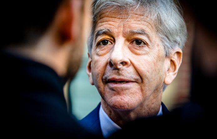 Ronald Plasterk was tussen 2007 en 2012 minister van Binnenlandse Zaken in het kabinet-Rutte 2.