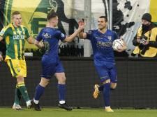 Niet te stoppen VVV-goudhaantje Giakoumakis slacht ADO Den Haag met vier goals