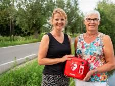 Buurtschap Bovenberg schaft aed aan na hartstilstand