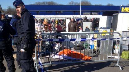Marktkramer neergestoken op Brusselse vroegmarkt
