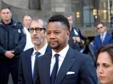 Net sluit zich rond acteur Cuba Gooding Jr.: 'Ik ben onschuldig'