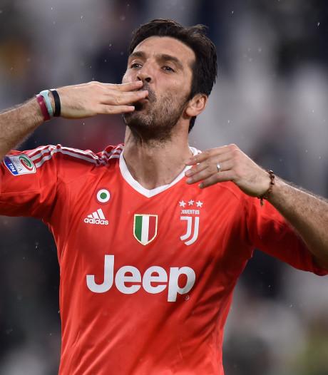 'Boca Juniors hoopt op Buffon'
