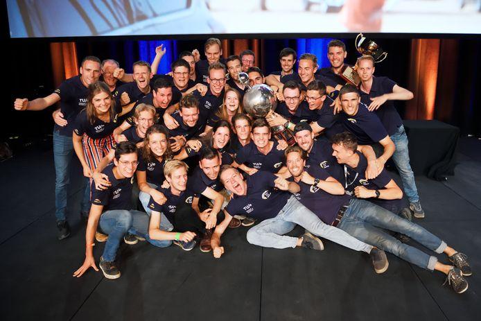 Het Solar Team Eindhoven