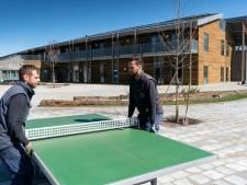 Nieuw schoolplein bij Kindcentrum Zanddonk is klaar, het wachten is op de kinderen