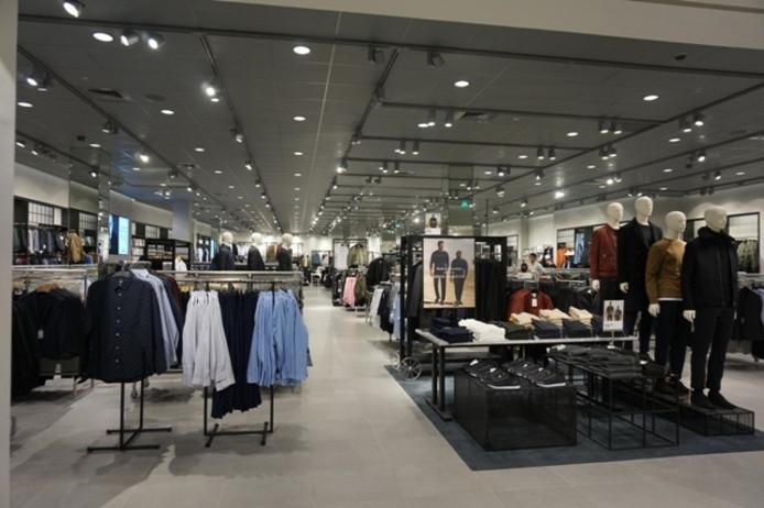 De nieuwe H&M