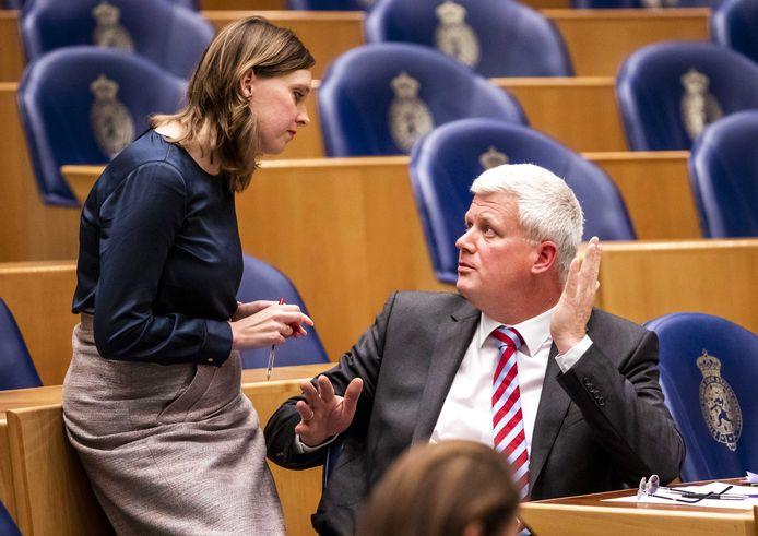 CDA-Kamerlid Chris van Dam wordt de voorzitter van de commissie van Kamerleden die betrokkenen in de toeslagenaffaire onder ede gaat horen.