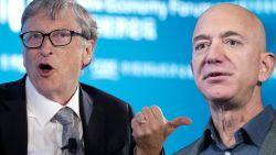 Na boycot van Facebookadverteerders: dit zijn nu de drie rijkste mensen ter wereld