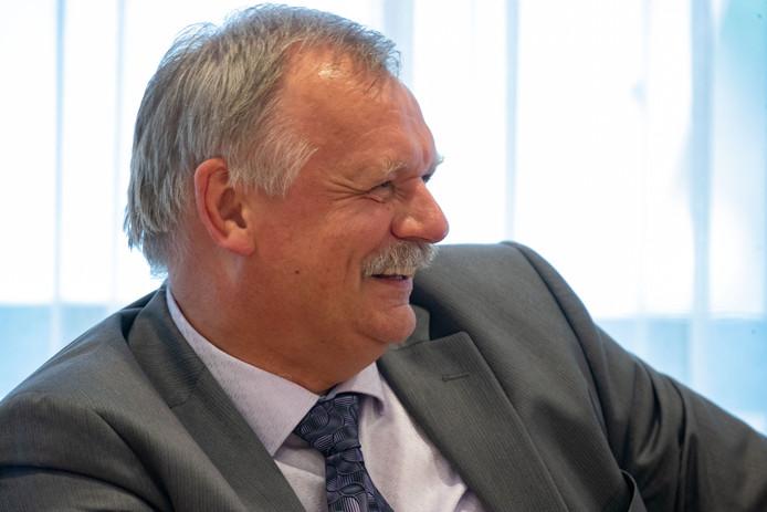 Albert Holtland (GBK) is een nieuwe wethouder in de gemeente Kampen