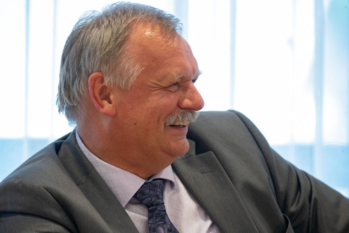 Albert Holtland (GBK) is wethouder in de gemeente Kampen.