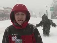 Amerikaans weerbericht verstoord door 'wietmonster'