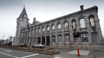 Gerechtsgebouw van Verviers beschoten