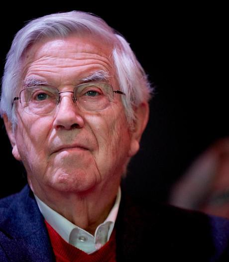 Bolkestein over Eric van der Burg: 'Ik vind dat-ie weg moet'
