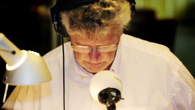 Presentator Jan Steeman van Arbeidsvitaminen. ANP Beeld