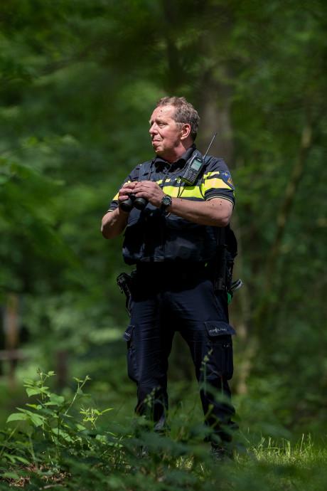 Twitterende wijkagent Willem Saris: 'Het werk is heftiger geworden'