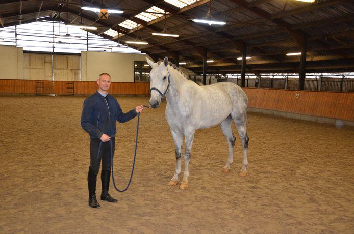 Twee kampioenen samen: ruiter Floris en paard Origi wonnen samen de Beker van België.