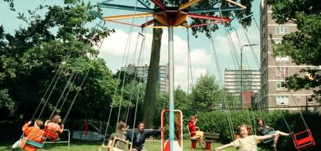 Zweefmolen speeltuin Oranjekwartier Terneuzen weg: 'ik heb er geen goed gevoel meer bij'