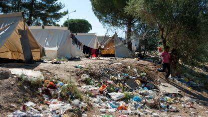 """""""Situatie vluchtelingenkamp Lesbos bereikt kookpunt"""""""