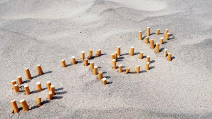 Van rookvrij strand tot GAS-boetes: gemeenten pakken sigarettenpeuk aan