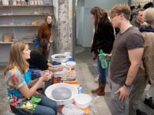 Veel animo voor kunstopleiding Enschede: 'Brood verdienen in de kunst, het kan weer'