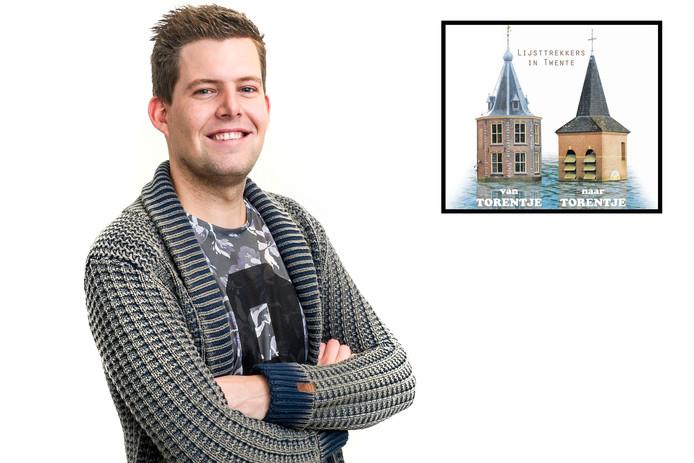 Joost Dijkgraaf is online journalist en tijdens de debatten in Enschede sidekick.