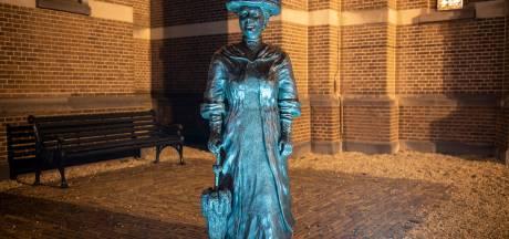 Wilhelmina kan de Grote Kerk in Apeldoorn nog zo binnen stappen
