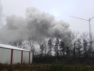 Brand bij metaalverwerkend bedrijf HKS onder controle