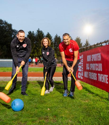Eduard uit Rijssen runt sportclub voor jongeren met een beperking