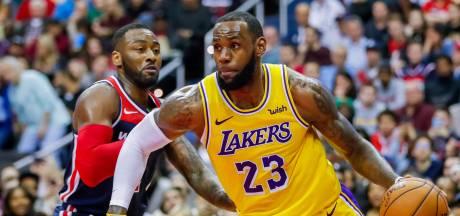 LIVE | LeBron wil NBA-seizoen afmaken, Jelle Klaasen voor webcam
