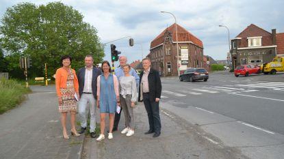Nieuw kruispunt Belgiek is een stapje dichterbij