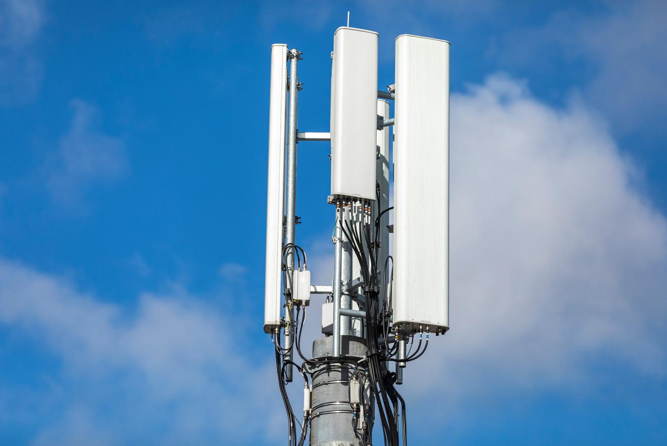 De straling van 5G-netwerken is mogelijk schadelijk voor de gezondheid