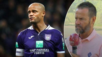 """De Bilde: """"Kompany die ondanks het getouwtrek van Man City betrokken blijft, is beste zaak Anderlecht"""""""