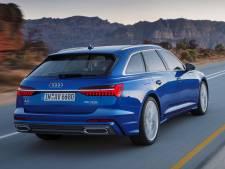 Audi onthult de nieuwe A6 Avant