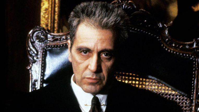 Al Pacino in The Godfather: Part III. Beeld