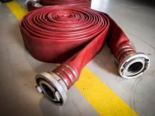 Hulpdiensten rukken uit voor brandende pan