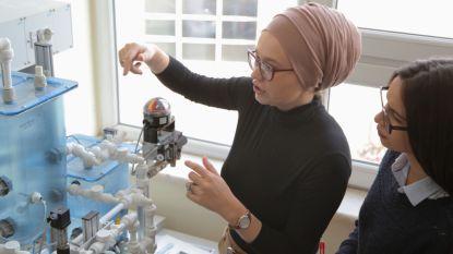 """Françoise Chombar, STEMinist: """"Meisjes even geschikt voor wetenschap en techniek als jongens"""""""