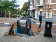 Ondergrondse containers in Presikhaaf en Molenbeke weigeren afvalpassen