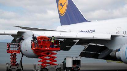 'Lufthansa wacht jarenlange sanering'