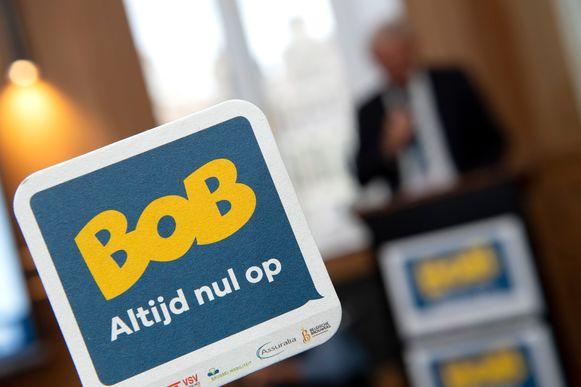 Voorstelling van de Bobcampagne 2019-2020, i.a.v. ministers Pieter De Crem, François Bellot, Valérie De Bue en Lydia Peeters