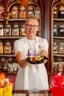 Een lust voor het oog: de zoetigheden bij snoepwinkel Hocus Pocus