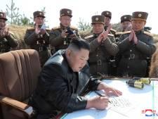 'Noord-Korea vuurt opnieuw raketten af'