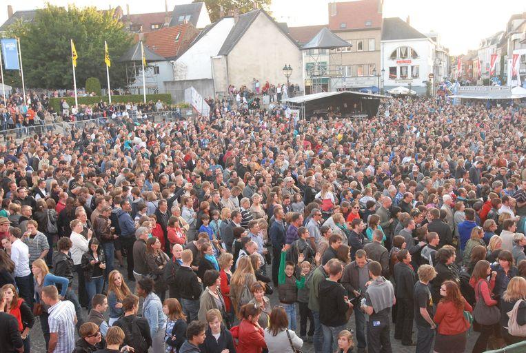 Hee Tervuren lokt elk jaar een massa volk naar het centrum van Tervuren.