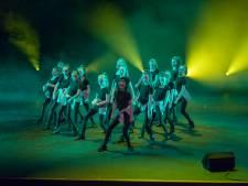 Ruim 140 jonge dansers laten kunsten zien tijdens FestiDans in Veghel