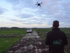 'Eye in the sky' helpt boeren vogelnesten op te sporen, zodat hij ze niet met de trekker platwalst