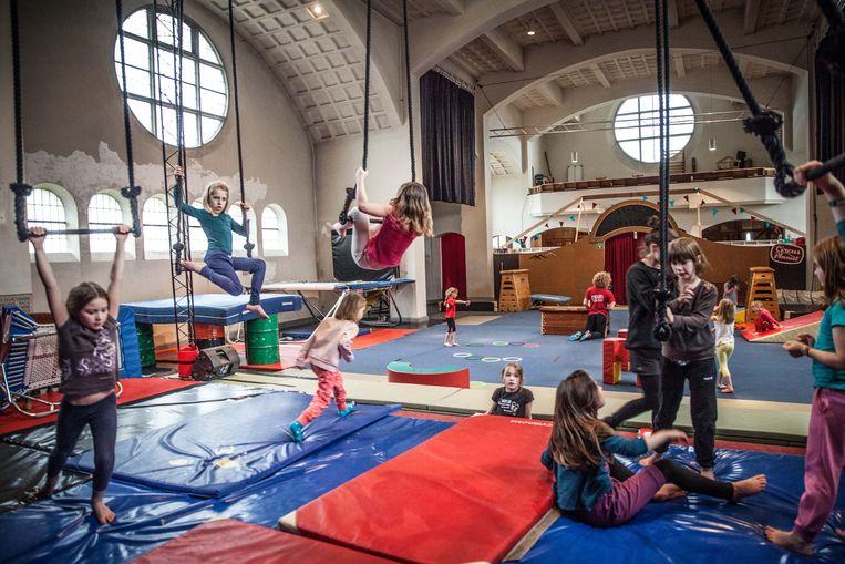 Circusplaneet wil de renovatie van de kerk in Malem aangrijpen om een nieuwe werking te ontwikkelen in Nieuw Gent